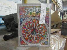 Floodgate - Sagrada Board Game - New & Packaged.