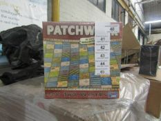 Lookout Games - Patchwork Board Game - New & Packaged.