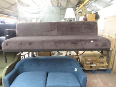 | 1x | PERASON LLOYD EDGE BENCH | SOFA CUSHION IS IN GOOD CONITION BUT THERE MAY BE SMALL MINOR