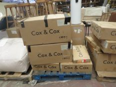 | 1X | COX AND COX RAVENNA VERSATILE DAYBED | UNCHECKED AND BOXED | RRP CIRCA œ1100 |