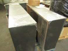 Mixed pallet of Cox & Cox customer returns to include 2 items of stock with a total RRP of