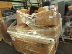 Mixed pallet of Swoon Editions customer returns to include 7 items of stock with a total RRP of