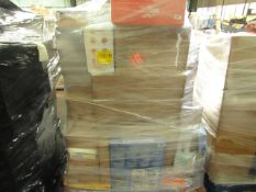 | 1X | PALLET OF RAW CUSTOMER ELECTRICAL RETURNS FROM A LARGE ONLINE RETAILER | UNCHECKED RETURNS |