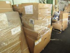 | 1X | PALLET OF RAW CUSTOMER ELECTRICAL RETURNS FROMA LARGE ONLINE RETAILER | UNCHECKED RETURNS |
