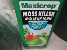 Maxicrop - Moss Killer & Lawn Toxic - 1L - Unused.