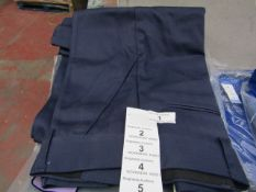 BenchMark - Work Trousers Sailor Blue - Size 30R - New & Packaged.