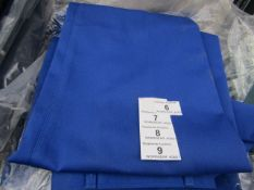 BenchMark - Work Trousers - Royal Blue - Size 28R - New & Packaged.