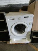 Prima intergrated Washing machine- Model PRLD370 - Powers on but displays Error code E30, a quick