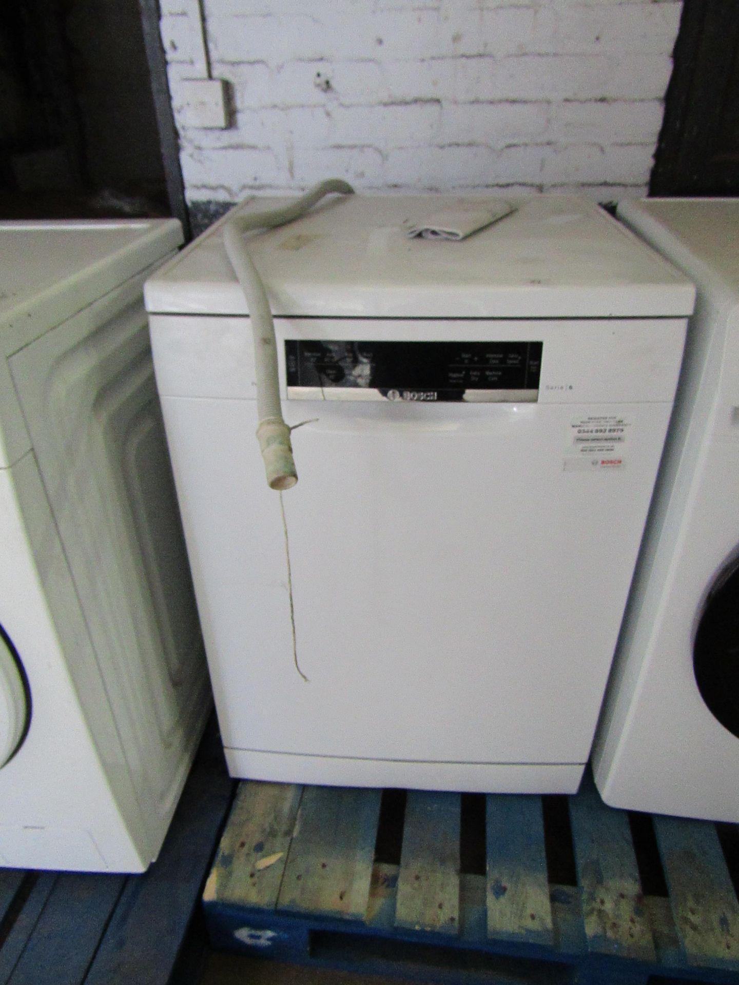 BoschPerfect Dry |Series 6 dishwasher, no plug