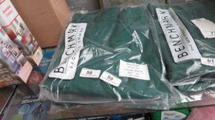 BenchMarrk Work Shorts - Size 38 - Colour Bottle - New & Packaged.