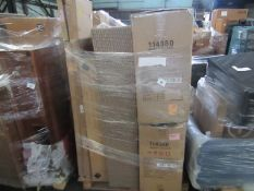 | 1X | PALLET OF FAULTY / MISSING PARTS / DAMAGED CUSTOMER RETURNS COX & COX STOCK UNMANIFESTED |