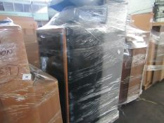 Mixed pallet of Swoon Editions customer returns to include 3 items of stock with a total RRP of