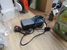 Xbox one power supply cable - Untested & Unboxed -