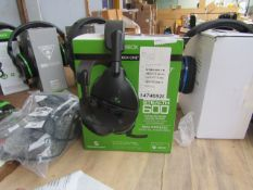 Turtle Beach Stealth 700 Wirelss Gaming Headset - For Xbox - TW for sound & Boxed - RRP £130
