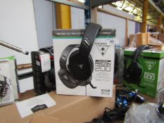 Turtle Beach Recon 200 Headset for All Platforms - Untested & Boxed - RRP £40
