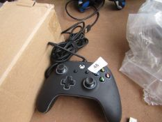 Power A Spectra Enhanced Wired Controller for Xbox with Led Ege Lighting - Unchecked & Unboxed - RRP