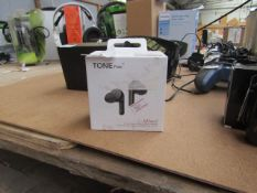 LG Tone Free FN6 Wireless Earbuds - New & Boxed - Unable to test due to app function - RRP £100