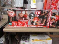   4X   GYM FORM TOTAL ABS SPORT   UNCHECKED AND BOXED   NO ONLINE RESALE   SKU -   TOTAL œ49.99  