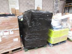   1X   PALLET OF APPROX 30X VARIOUS ELECTRICALS   PALLET IS RAW AND UNWORKED   NO ONLINE RESALE  