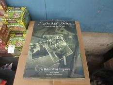 Sherlock Holmes - The Baker Street Irregulars Consulting Detective - New & Packaged.