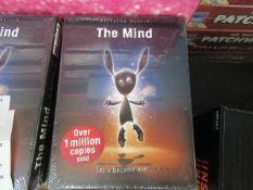 5x The Mind - Card Game - New & Packaged.