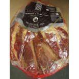 1 x La Finojosa 2.2 Kg Boneless Iberico Ham Shoulder BB 18.3.22 RRP £117.50 on Amazon Pata Negra -