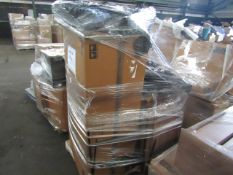 Mixed pallet of Swoon Editions customer returns to include 10 items of stock with a total RRP of