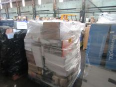 | 1X | PALLET OF RAW CUSTOMER ELECTRICAL & FITNESS RETURNS FROM A LARGE ONLINE RETAILER |