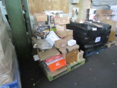 1X PALLET CONTAINING APPROX 15-20 ITEMS FROM A NATIONL ONLINE RETAILER | THESE ITEMS ARE ALL