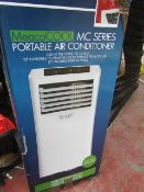 Meaco - MC Series Portable Air Conditioner - Untested & Boxed. RRP £350.00