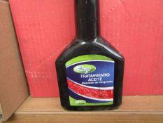 6x Aurgi - Compression Enhancer Oil Treatment - 300ml Bottles - Unused & Boxed.