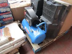 1x AM COMP TIG8/550 230 1247 This lot is a Machine Mart product which is raw and completely