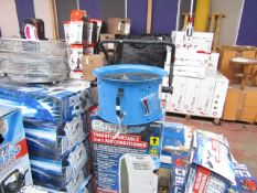 1x CL AIRCON AC7050 230 1274 This lot is a Machine Mart product which is raw and completely