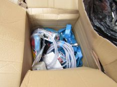 1x BOX OF VARIOUS TOOLS 1291 This lot is a Machine Mart product which is raw and completely