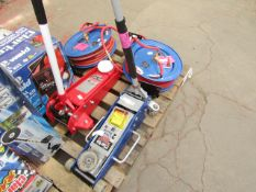1x CL JACK CTJ2500QLGB 1280 This lot is a Machine Mart product which is raw and completely unchecked