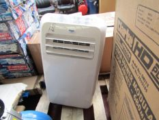 1x CL AIRCON AC13050 23 1249 This lot is a Machine Mart product which is raw and completely
