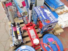 1x CL JACK CTJ3000G 3TO 1279 This lot is a Machine Mart product which is raw and completely