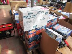 1x CL HEAT DEVIL700 230 1259 1x CL HEAT DEVIL1600 23 1259 1x CL HEAT DEVIL700 230 1259 This lot is a