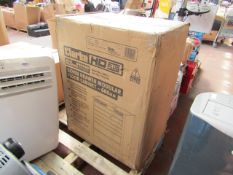 1x CL CABINT GMS12 7DRA 1250 This lot is a Machine Mart product which is raw and completely