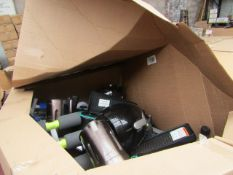   1X   PALLET OF VARIOUS ELECTRICALS (PLEASE SEE PICTURE FOR ESTIMATED QUANTITY)   PALLET IS RAW AND
