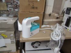   8X   NU STEAM   UNCHECKED & BOXED   NO ONLINE RESALE   SKU C060784671006   RRP £39.99   TOTAL