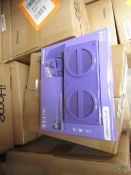 12x iHome wireless Bluetooth stereo speaker, new and packaged.