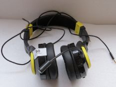 Wired Gaming Headset with Pikachu Design - Unchecked & Unboxed