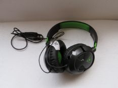 Turtle Beach Recon Headset - Unsure on model as no box - Tested Working for Sound -