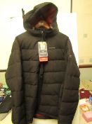 Craghopper Rigby Hooded Thermo pro Jacket, new size M, RRP £150