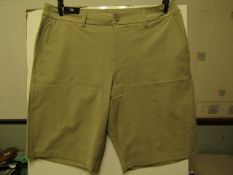 Hang ten Hybrid shorts with stretch, new size 38 waist
