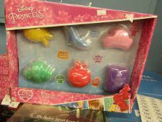 2x Disney - Princess Butter Putty Collection - New & Packaged.