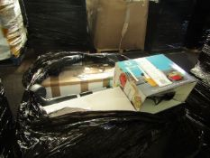   1X   PALLET OF RAW CUSTOMER ELECTRICAL RETURNS FROM A LARGE ONLINE RETAILER   UNCHECKED RETURNS  