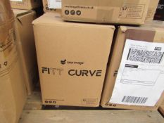   2X  NEW IMAGE FIT CURVE   UNCHECKED AND BOXED   NO ONLINE RE-SALE   TOTAL £ 49.99   TOTAL LOT