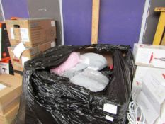   1X   SALVAGE PALLET CONTAINING APPROX 25+ HAPPY NAPPERS   UNCHECKED MAY BE DAMAGE OR IN NON